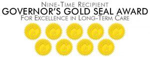 Governor's Gold Seal Award